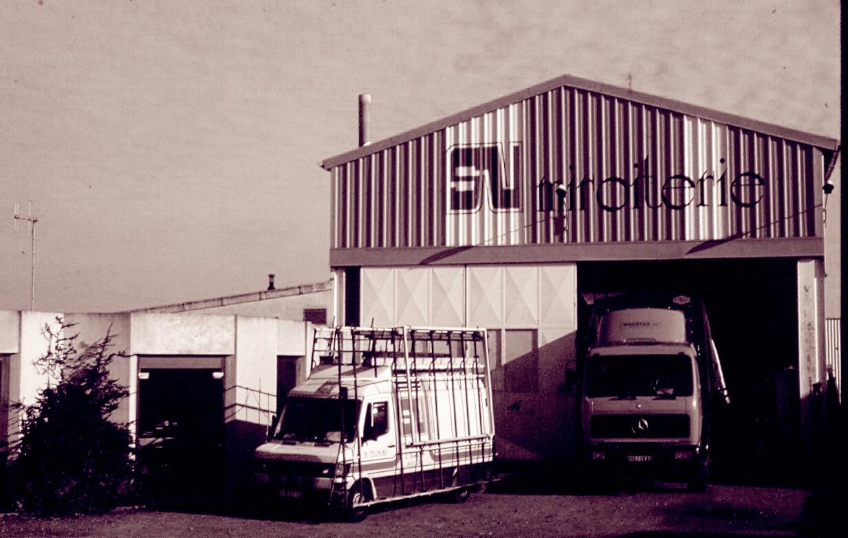 Le premier site de SV Miroiterie à Cabourg
